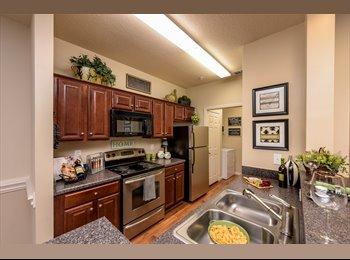 EasyRoommate US - Extra bedroom with full bath!! - Northwest Jacksonville, Jacksonville - $465 /mo