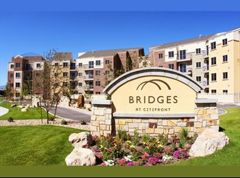 EasyRoommate US - Bridges at citifront downtown SLC, Salt Lake City - $1,540 /mo