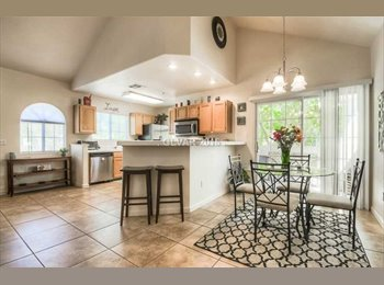 EasyRoommate US - Young professional looking for roommate - 2 bed/2 bath - Green Valley, Las Vegas - $600 /mo