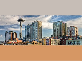 EasyRoommate US - 🌞SEATTLE SUMMER FUN☀️ Shared Studio 5/10 till 9/31 - Downtown Seattle, Seattle - $650 /mo