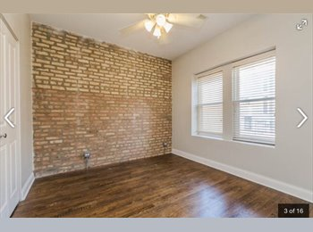 Beautiful lakeview condo for a roommate. Have your own...