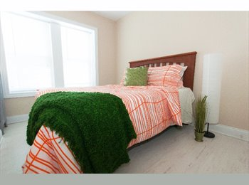 Roommate needed starting June 1st. Master suite available!
