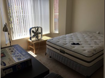Large Bedroom + Attached Bath In 3 BR Loft Apartment...