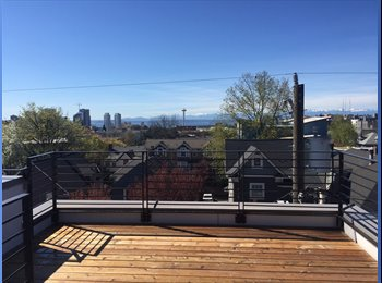 EasyRoommate US - $1500 / 1br - 1400ft2 - Roommate Furnished Capitol Hill -4 blocks to the center of Broadway (12th &  - Capitol Hill, Seattle - $1,500 /mo
