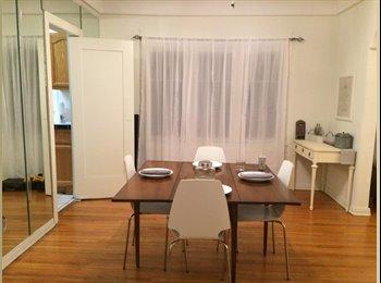 EasyRoommate US - Master bedroom in 2 bd/1 bth WeHo Gem - West Hollywood, Los Angeles - $1,325 /mo