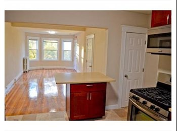 EasyRoommate US - Jamaica Plain renovated apartment, 2 bedroom apartment, both rooms empty - Jamaica Plain, Boston - $1,050 /mo