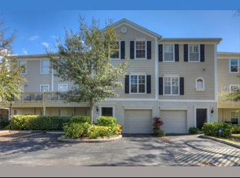 Beautiful South Tampa Townhome