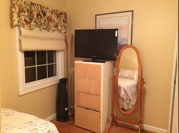 EasyRoommate US - Room for Rent in Fully Furnished Tarrytown Home, Westchester - $1,300 /mo