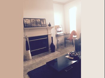 Spacious room near Atlantic Station. SCAD. GTech. GState