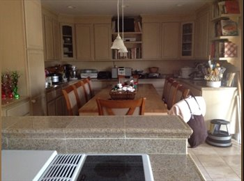 Room for rent 4 bdrm 3 bath in desirous Fountain Valley
