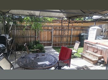 EasyRoommate US - Small 1 bedroom for rent in townhouse.near college. - Carmichael, Sacramento Area - $500 /mo