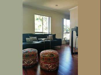 Large Private Room - Furnished