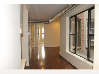 A, J, L, Trains**GORGEOUS ROOM 4 RENT with EXPOSED  BRICK,...