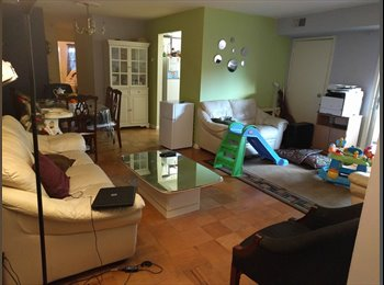 Looking for 2 mature people to share my apartment with...