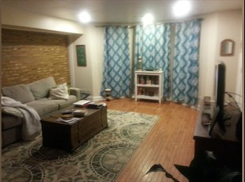 $600 1 br in 2 br (Hyde Park) incl. a/c, cable, w/d...