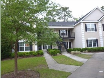 EasyRoommate US - Roommate wanted to share beautiful 3 bed / 2 bath condo minutes from beach - Savannah, Savannah - $950 /mo