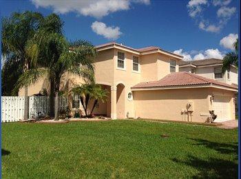 Room for Rent Silver-shores, West Miramar, FL