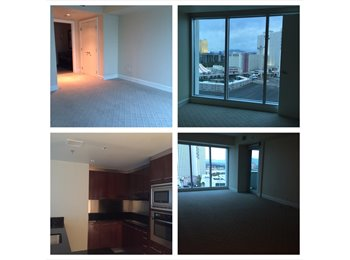 Looking for female roommate on strip HIGHRISE