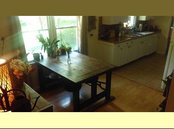 Furnished bedroom for rent!!
