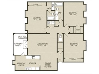 EasyRoommate US - Offering a room and spacious living, Greenville - $750 /mo