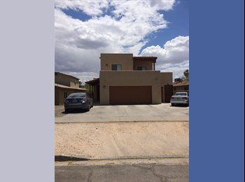 EasyRoommate US - Awesome house WALKING Distance to class and rec. center.Very secure., Tucson - $650 /mo