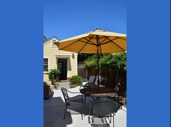 EasyRoommate US - Wonderful private cottage in North Pacific Beach. - Pacific Beach, San Diego - $1,200 /mo