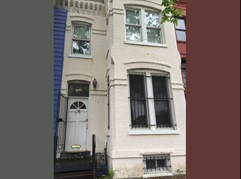 One Bedroom in a Row House with Yard!