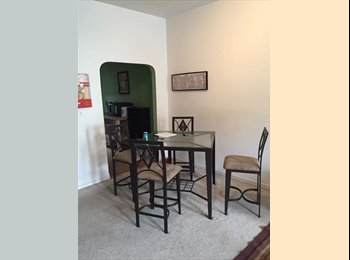 PRIVATE ROOM AVAILABLE ON THE CORNER OF 15TH & U NW --...