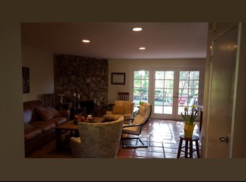 EasyRoommate US - Sunny, Rustic, Clean West Hills Home - West Hills, Los Angeles - $850 /mo