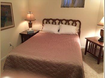 EasyRoommate US - CLEAN, FURNISHED ROOM WITH SEPARATE BATH FOR RENT - Central Denver, Denver - $500 /mo