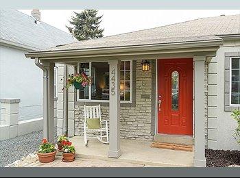EasyRoommate US - $900 Private BED + BATH: Remodeled Home in Berkeley/Highlands - Central Denver, Denver - $900 /mo