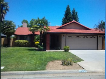 EasyRoommate US - 2 bdr 1 bath for rent, Fresno - $850 /mo