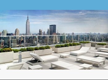 $1450 1 bedroom in FiDi Luxury Building