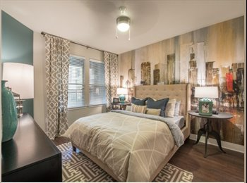EasyRoommate US - Roommate needed in Downtown Modern Apts, Fort Worth - $790 /mo