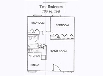 EasyRoommate US - Great Student Apartment Right Next to ASU/Lightrail *UTILITIES INCLUDED w/RENT*, Tempe - $520 /mo