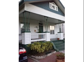 Room Available in Historic Ybor Home
