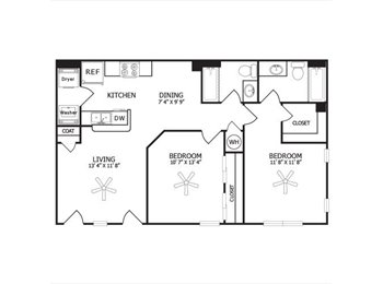 EasyRoommate US - Brand new 1 bedroom available for rent immediately!, El Paso - $450 /mo