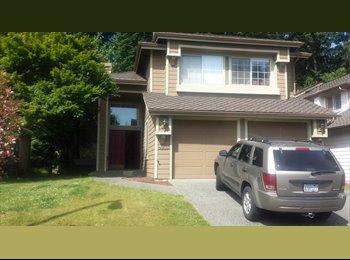 EasyRoommate US - Room for Rent in Klahanie Issaquah, Bellevue - $1,000 /mo