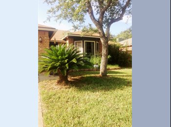 Room for rent in INGLESIDE TEXAS