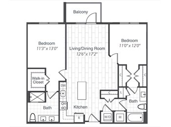 EasyRoommate US - 2 bedroom, 2 bath apartment; August 13th w/ first FULL month FREE (731 Seaton Ave), Alexandria - $950 /mo