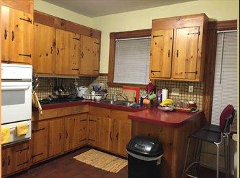 $1000 - Huge furnished bedroom near Harvard Mid June,...