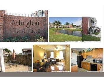 Room Available 3 bd, 3 ba Arlington Plantation (2105 Belle...