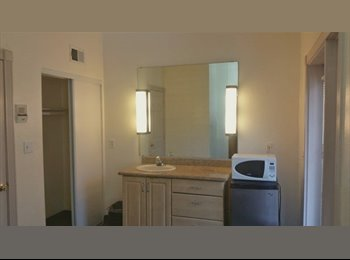 EasyRoommate US - Beautiful Room w/ BALCONY for Rent Downtown San Diego , Cortez Hill - $930 /mo