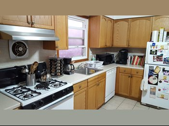Room in Downtown Jersey City Apt 3 BR 2 Bath