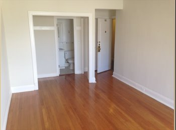 $892 for shared studio in the brilliant nob hill!