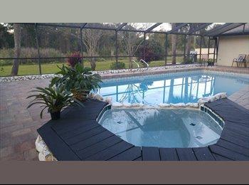 EasyRoommate US - Huge Pool Home, Brandon - $1,200 /mo
