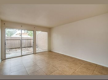 1-2 roommates wanted for two bedrooms townhouse