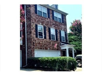 EasyRoommate US - $700 Private Basement BR/BA in Large Townhome (Smyrna), Smyrna - $700 /mo