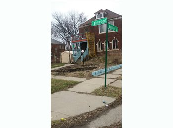 EasyRoommate US - animal friendly urban farming, Detroit - $350 /mo