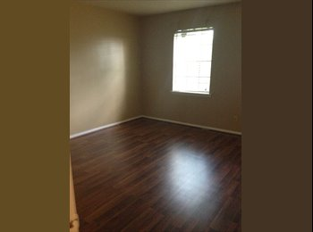 Handicap accessible Room available in condo.